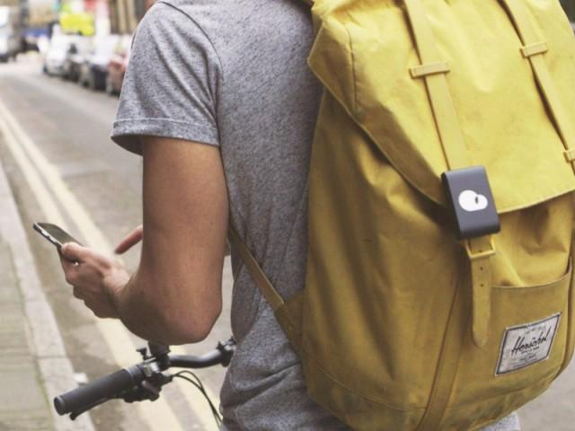 Capteur personnel Plume Labs, un objet connecté qui surveille la pollution de l'air
