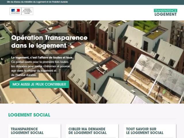 Transparence logement