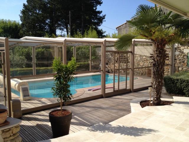 Catégorie abris de piscine ou de spa, trophée d'or - Trophées de la piscine et du spa 2016