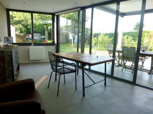 avant apr s une v randa de 20 m2 construite en bordure de propri t. Black Bedroom Furniture Sets. Home Design Ideas