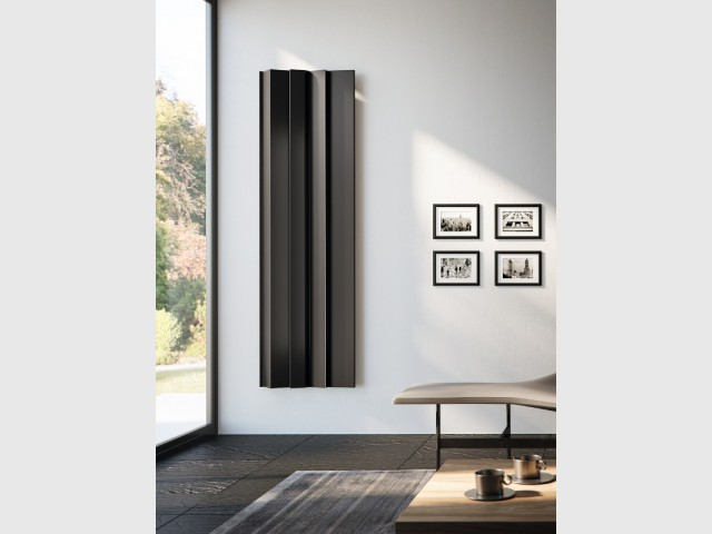 radiateur deco perfect bien choisir vos radiateurs dco en fonction du style de votre pice with. Black Bedroom Furniture Sets. Home Design Ideas