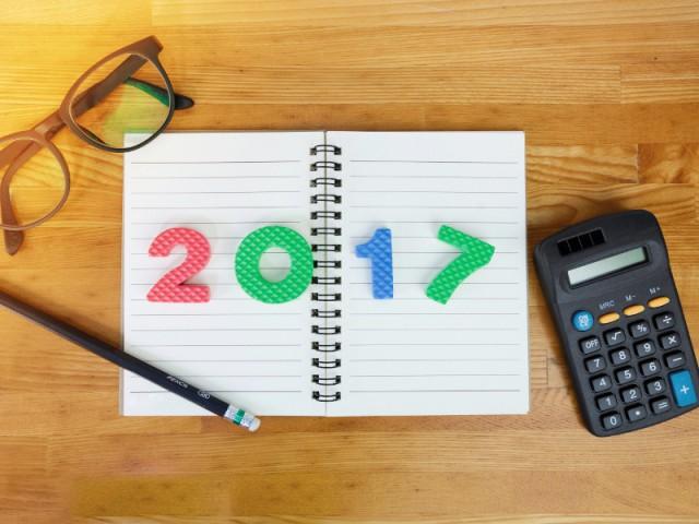 Au programme de l'année 2017, de nombreux changements fiscaux et légaux