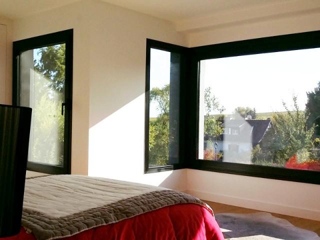 Deux chambres avec vue sur la campagne