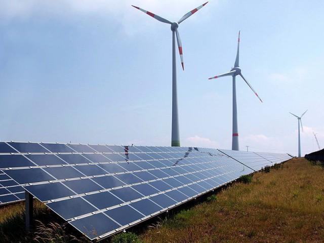 Eolien photovoltaïque
