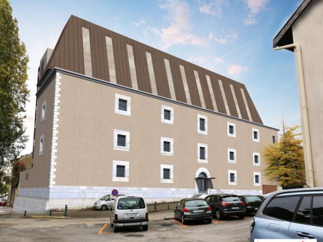 la conciergerie bourg en bresse une ancienne prison comme crin pour des logements. Black Bedroom Furniture Sets. Home Design Ideas