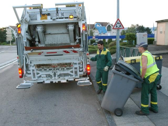 Redevance d'enlèvement des ordures ménagères