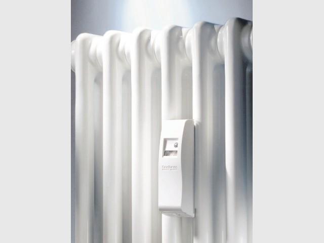 Sensibilisation et information pour inciter aux éco-gestes - Individualisation des frais de chauffage
