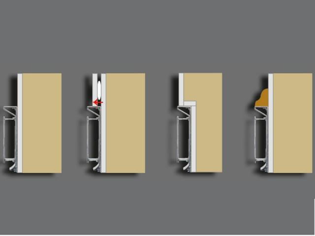 plinthes chauffantes : les différentes poses