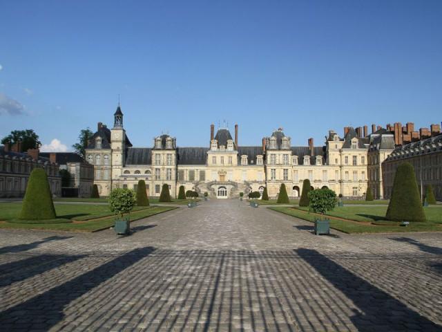 Le château de Fontainebleau s'engage à des travaux de réhabilitation