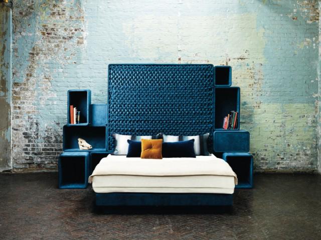 Un lit comme un meuble de rangement - Et si vous optiez pour un lit pas comme les autres