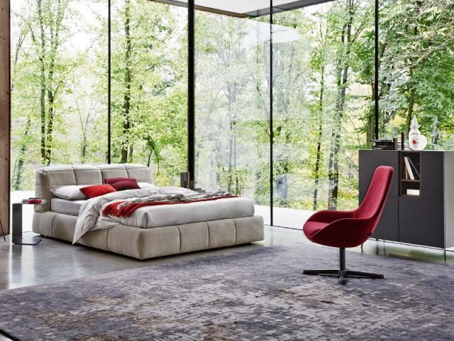 Un lit matelassé ultra douillet - Et si vous optiez pour un lit pas comme les autres
