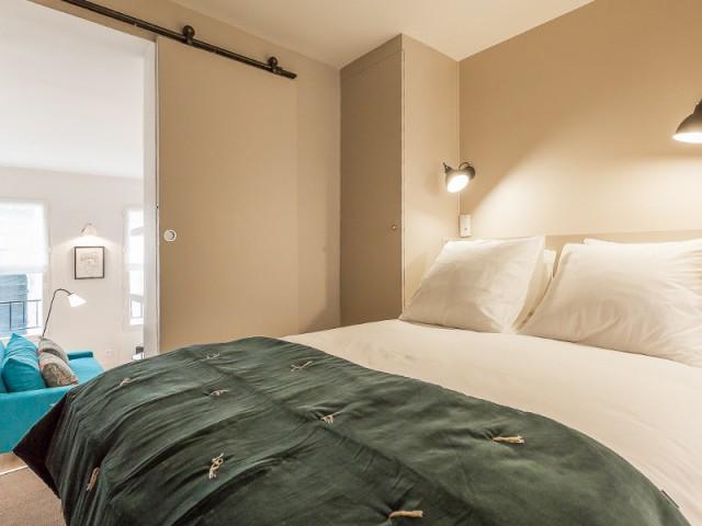 Une petite chambre comme un cocon