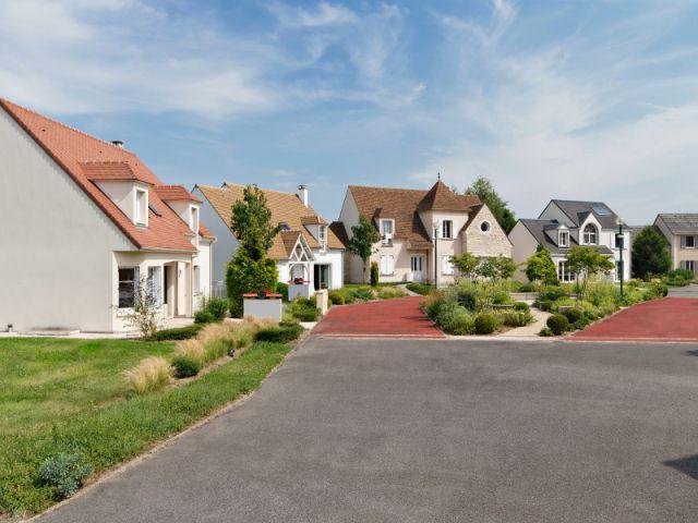 Les villages de maisons individuelles