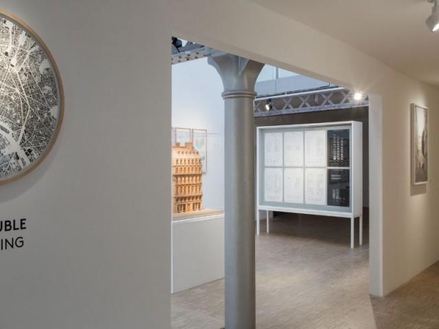 Le potentiel du modèle urbain parisien révélé  - Exposition Paris Haussmann au Pavillon de l'Arsenal jusqu'au 7 mai 2017