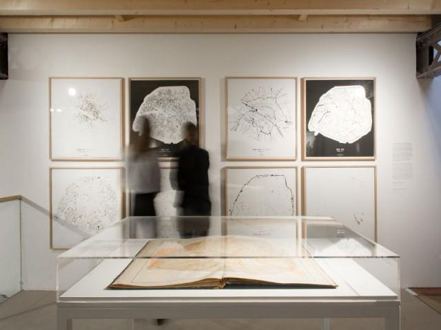 Exposition Paris Haussmann au Pavillon de l'Arsenal jusqu'au 7 mai 2017