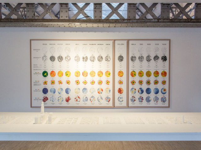 Vers une relecture de la ville  - Exposition Paris Haussmann au Pavillon de l'Arsenal jusqu'au 7 mai 2017