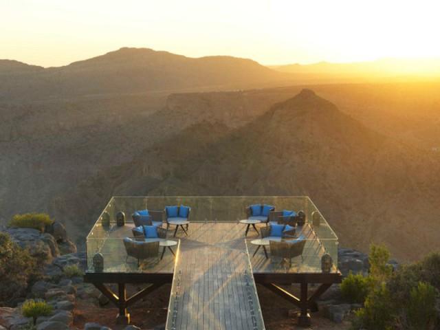 Hotel de luxe Sultanat d'Oman
