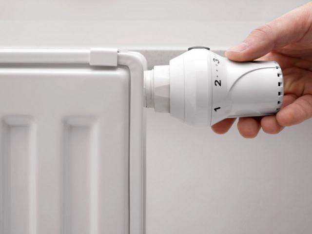 Radiateur et robinet thermostatique