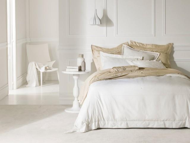 Du blanc dans la chambre pour un maximum de douceur - Total look blanc dans nos intérieurs