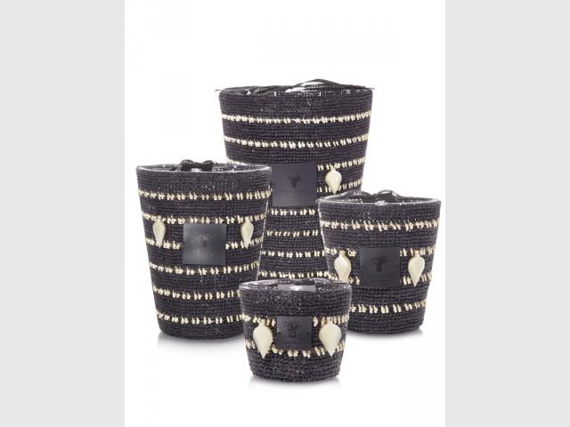 "Les bougies ""Tsiva""  - Une collection unique de bougies malgaches"