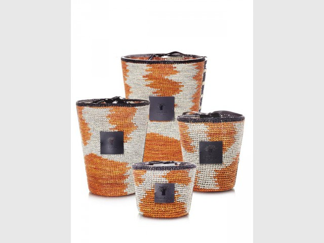 "Bougies ""Fotsy Hazo"" - Une collection unique de bougies malgaches"