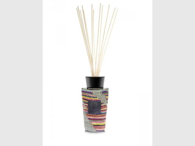 Les diffuseurs : Manou, Tsiva, Mena Hazo, Babou - Une collection unique de bougies malgaches
