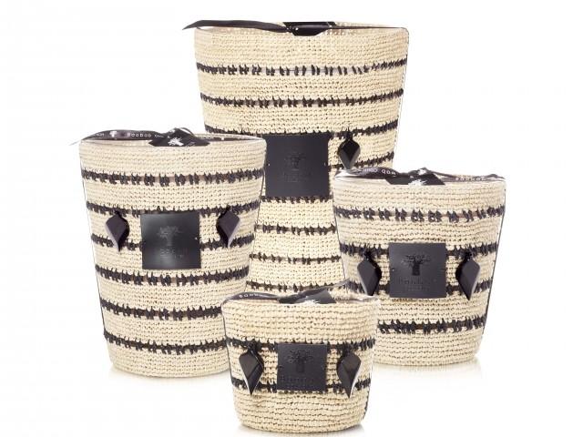 Une collection unique de bougies malgaches