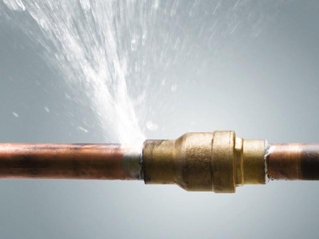 Réduire les risques de fuites d'eau chez soi