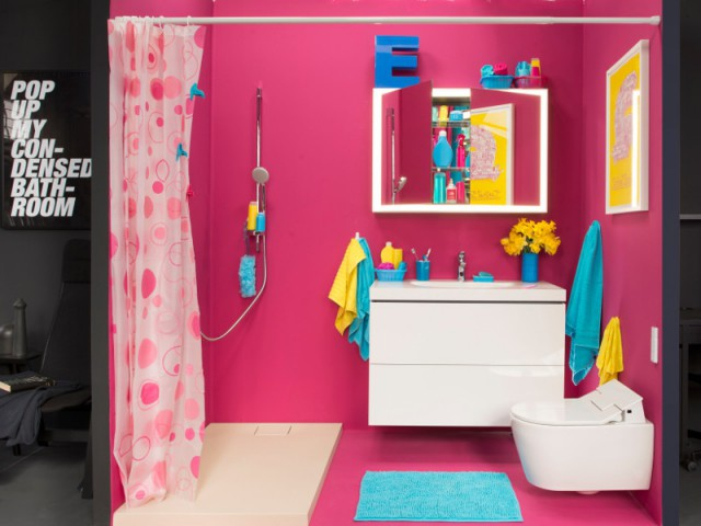 tendances salles de bains 2017 une pi ce 8 visages. Black Bedroom Furniture Sets. Home Design Ideas