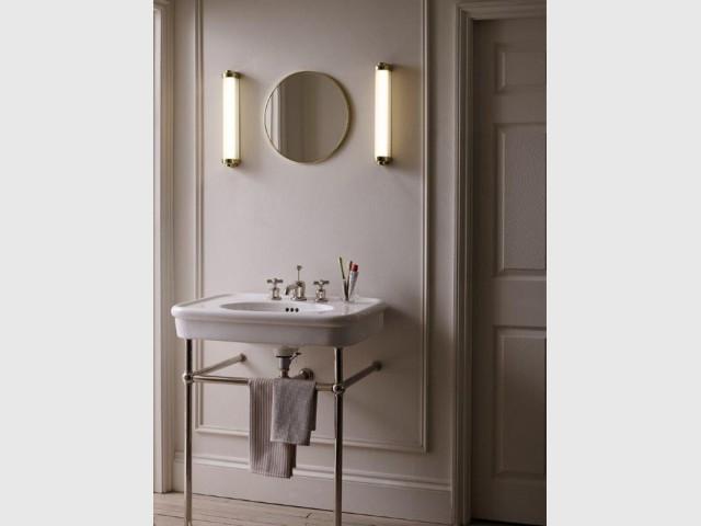 Meuble salle de bain art deco - Journal de ma peau