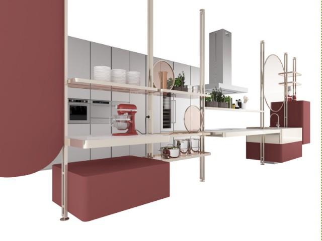 9 architectes, 9 projets, 9 cuisines