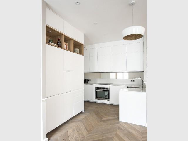 La lumière, une priorité dans la cuisine