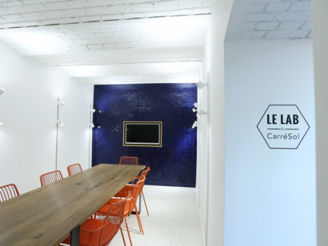 Le nouveau Showroom de CarréSol enrichi d'un Lab.