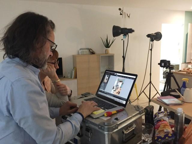 Le shooting photo