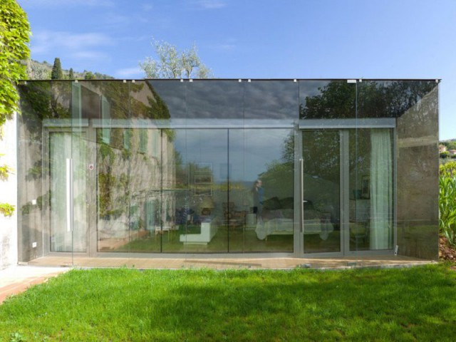 Maison SPE : reflets et intimité - Maison SPE