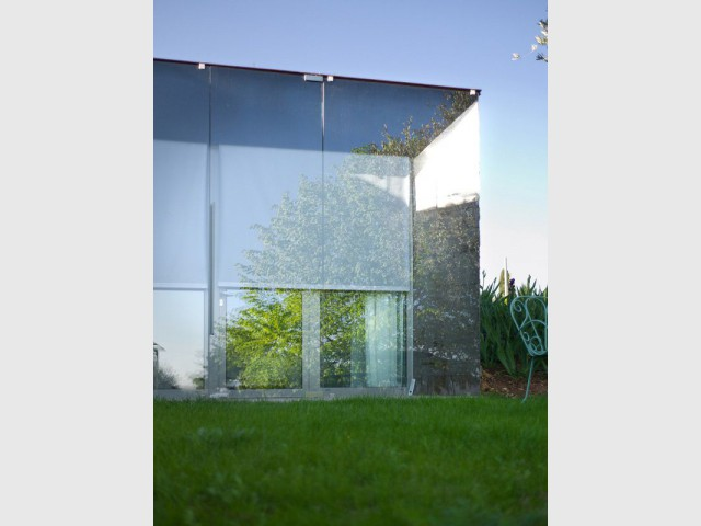 Maison SPE : verte et bleue, comme la Terre - Maison SPE