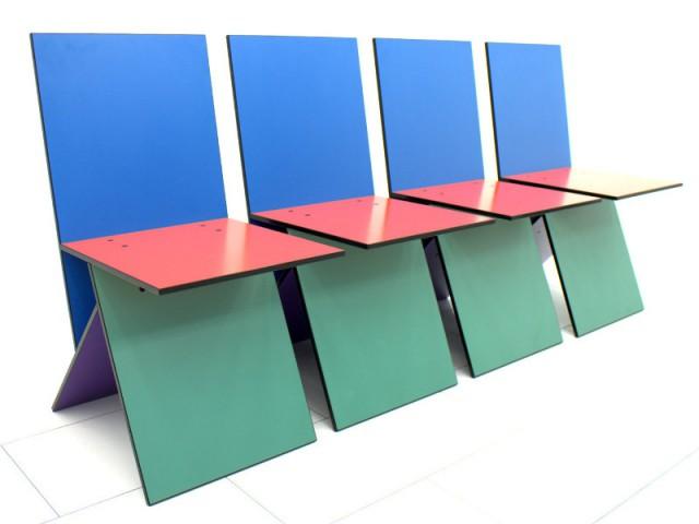 "Chaise ""Vilbert"", Verner Panton, IKEA"