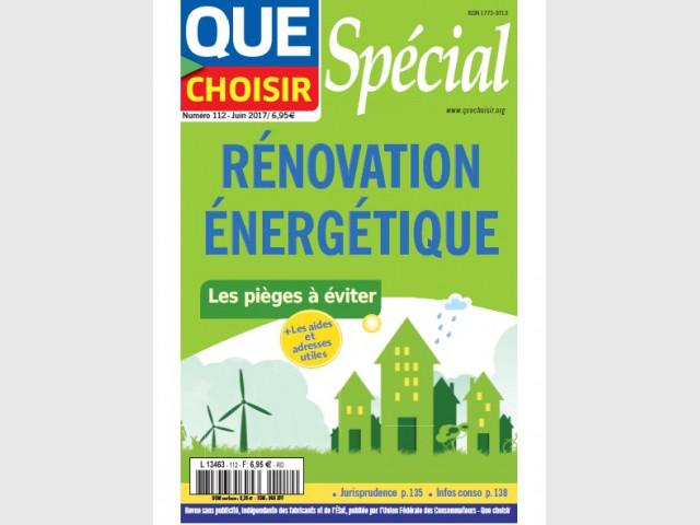 Guide spécial rénovation énergétique