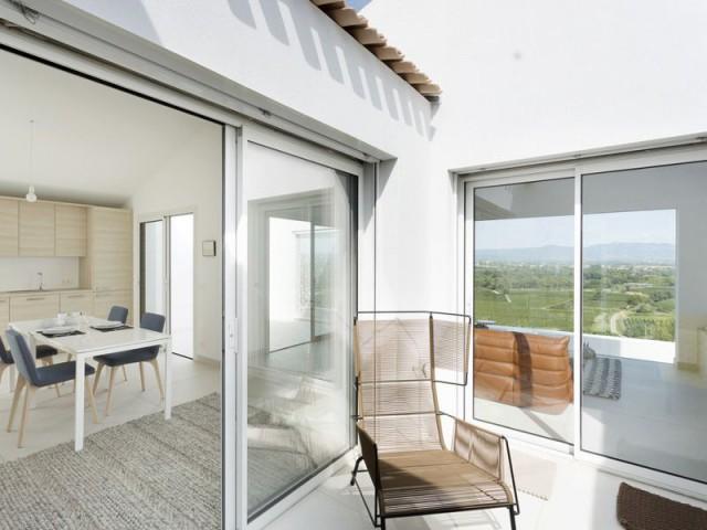 Villa tranquille : la lumière vient d'en haut - Villa tranquille, Artelabo