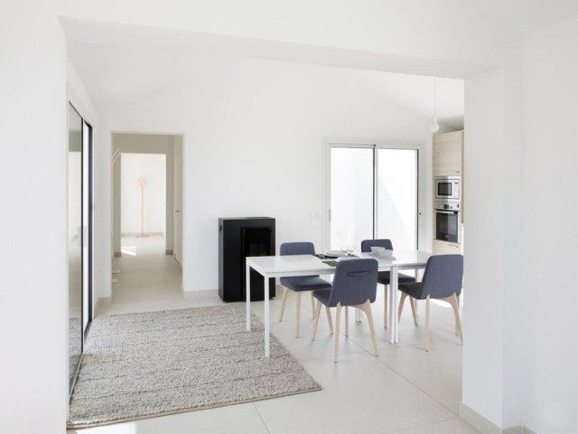 Villa tranquille : système constructif - Villa tranquille, Artelabo