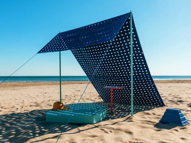 Du mobilier de plage aux accants architecturaux