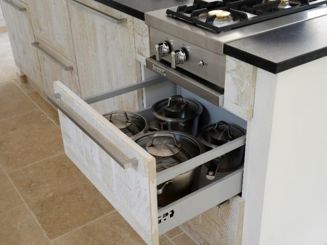 Une cuisine esthétique et fonctionnelle