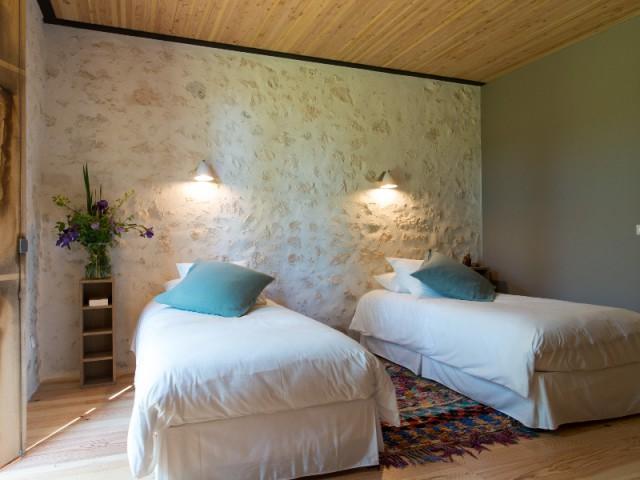 Une chambre entre patrimoine et modernité