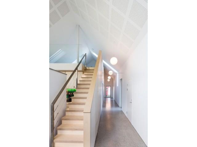 Une décoration intérieur épurée - Ferme en Norvège