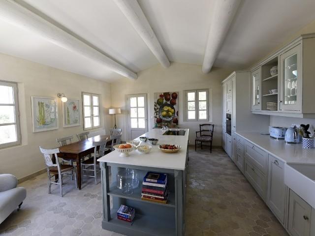 Un intérieur typique provençal