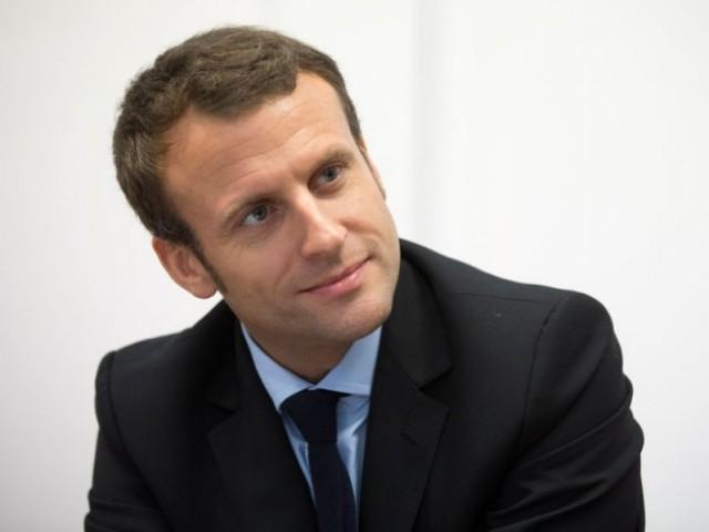 Présidentielle 2017 : Emmanuel Macron (En Marche !) candidat au second tour de l'élection présidentielle 2017