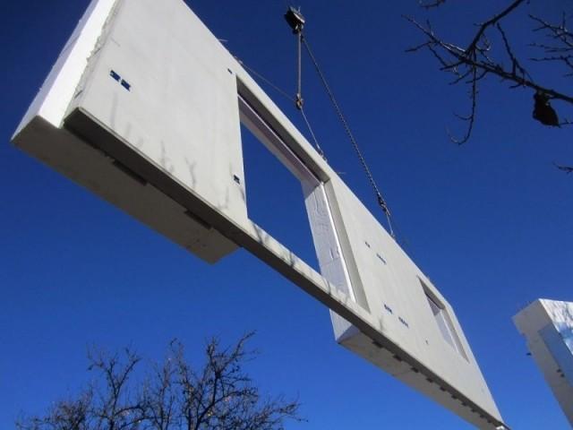 Faire construire une maison passive : le préfabriqué, ça existe