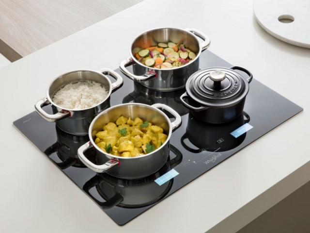 La table de cuisson induction SmartSense