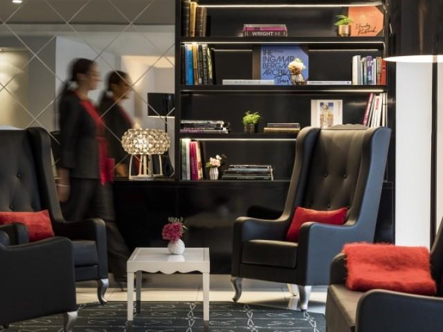 Un hôtel qui mélange les genres