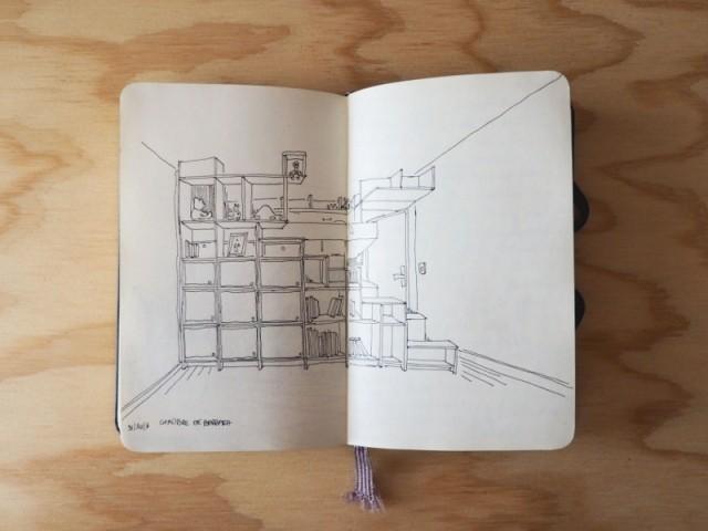 Un dessin pour se projeter